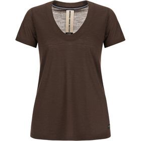 super.natural City T-shirt Dames, mole